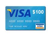 $100 VISA GIFT CARD IMAGE