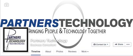 Partners Technology Facebook Profile Photo