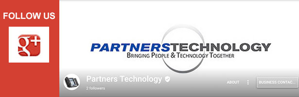 Partners Technology Google + Profile Photo